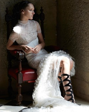 Vera Wang Spring 2017 Wedding Dress Collection