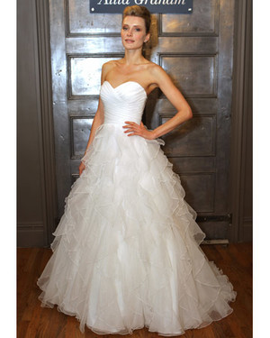 Alita Graham for Kleinfeld, Fall 2011 Collection