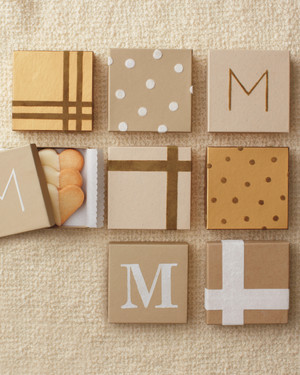 8 Crafty Ideas to Try on Your Favors