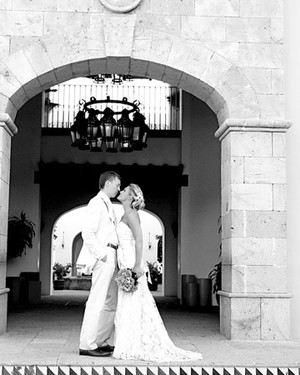 A Festive Destination Wedding in Mexico