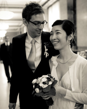 An Intimate, Whimsical Loft Wedding in New York City
