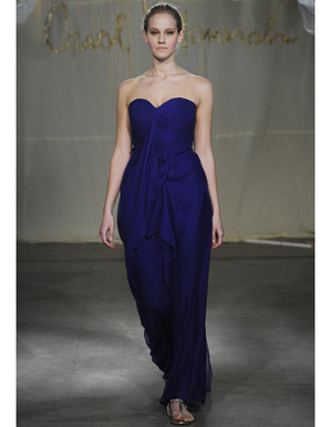 Carol Hannah, Spring 2012 Bridesmaid Collection