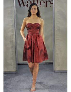Watters and Watters, Spring 2012 Bridesmaid Collection