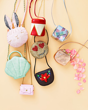 Adorable Purses That Are Sweet Alternatives to Flower Girl Baskets