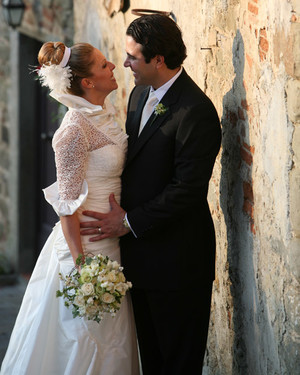 A Formal Outdoor Destination Wedding in Tuscany, Italy