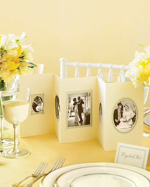 Photo Craft Wedding Ideas