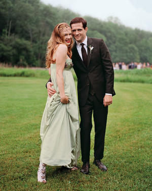 An Intimate Rustic Wedding in New York