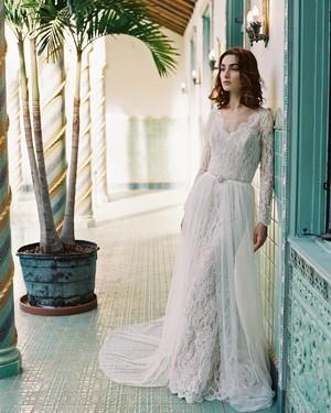 Sareh Nouri Spring 2017 Wedding Dress Collection