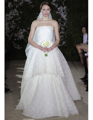 Ball Gown Wedding Dresses from Spring 2012 Bridal Fashion Week
