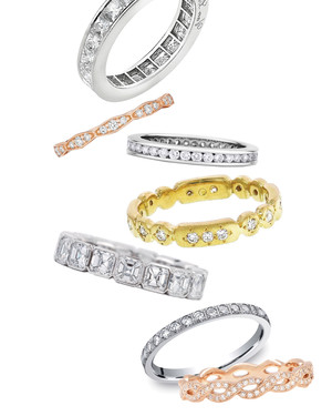 Glossary of Engagement and Wedding Ring Settings Martha Stewart