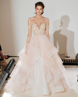 Hayley Paige Spring 2017 Wedding Dress Collection