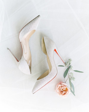 Our Favorite Pairs of Wedding Shoes for Summer Brides
