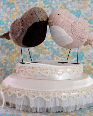 DIY Wedding Craft Contest with Martha Stewart Weddings and Etsy Winner and Finalists