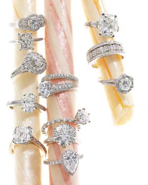Wedding Rings We Love Martha Stewart Weddings