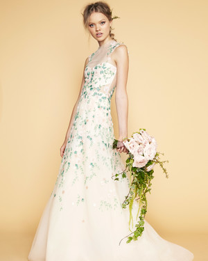 Exclusive First Look: Sabrina Dahan Spring 2017 Wedding Dress Collection