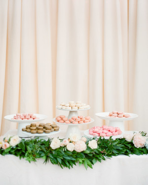 5ddaf8a987e 30 Dessert Ideas for Your Bridal Shower