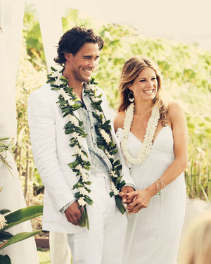 A Traditional Hawaiian Wedding in Maui