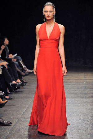 Noir by Lazaro, Fall 2013 Bridesmaid Collection