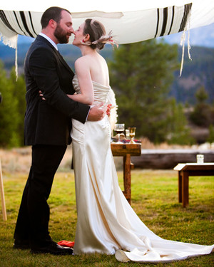 A Traditional Rustic Destination Wedding on a Ranch in Idaho