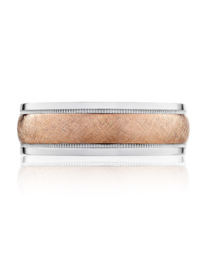 10 Unique Men's Wedding Bands