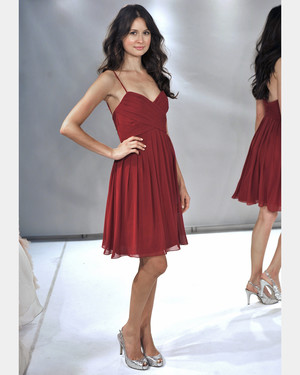Watters, Fall 2012 Bridesmaid Collection