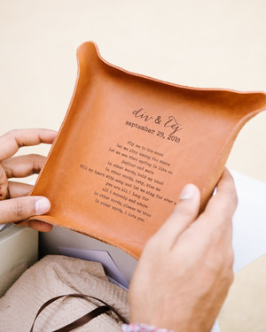 Unexpected Leather Wedding Ideas We Love