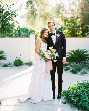 This Colorful, Modern California Wedding Embodied the Best Parts of Palm Springs