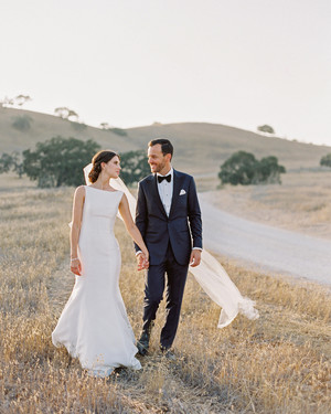 This Upscale California Garden Party Is Proof That a Classic Wedding Can Feel Personal