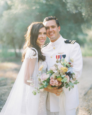 This Colorful California Wedding Was All About the Music