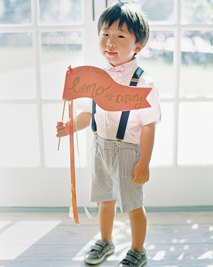 The Best Ring Bearer Outfits for a Summer Wedding