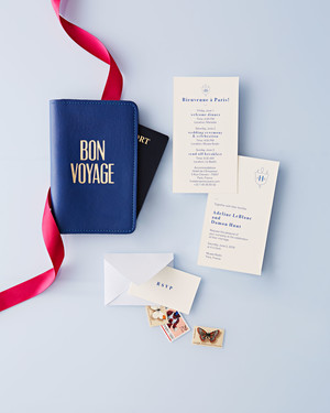 37 Destination Wedding Invitations from Real Weddings