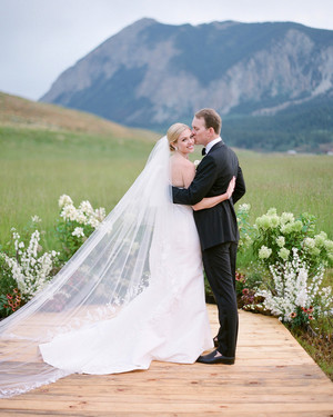 These New Yorkers Planned a Destination Wedding in Colorado with a Touch of Southern Formality
