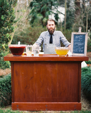 Trending Now: Drink Stations to Elevate Your Reception
