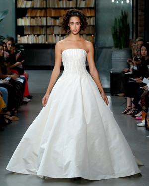 fa63f37b2d3c1 Exclusive: Get a First Look at the Fall 2019 Bridal Collections ...