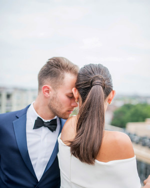 30 Wedding-Worthy Ponytails to Complete Your Bridal Beauty Look