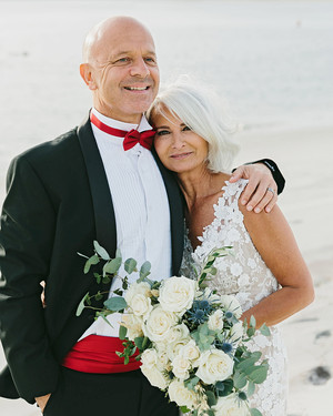 An Organic Wedding on the Beaches of Massachusetts