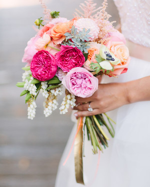 11 Nail Polish Colors Inspired by Our Favorite Wedding Flowers