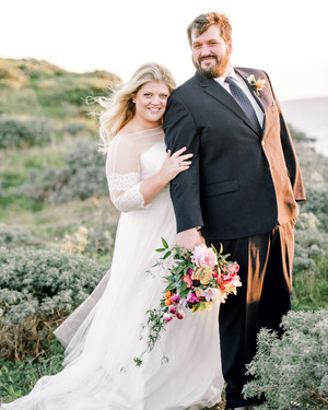 Dutch Art Inspired Every Detail of This Wedding on the California Coast