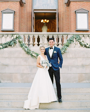 An Elegant Black-Tie Wedding in Washington, D.C.