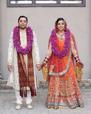 A Vibrant Traditional Hindu Destination Wedding in Canada