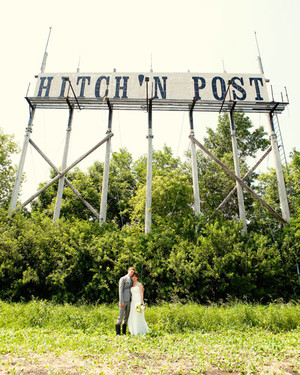 A Rustic, Whimsical Wedding in Canada