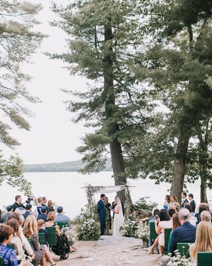 This Couple Transformed Their Former Summer Camp Into the Ultimate Destination for a Four-Day Wedding