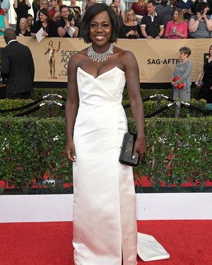 SAG Awards 2017: The Most Bridal Looks from the Red Carpet