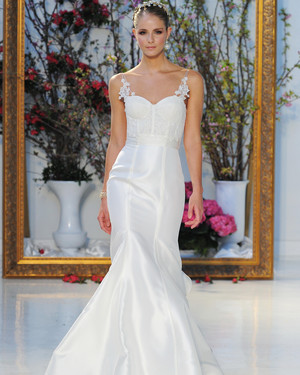 Anne Barge Spring 2017 Wedding Dress Collection