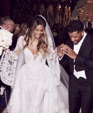 Beyonce Wedding Dress