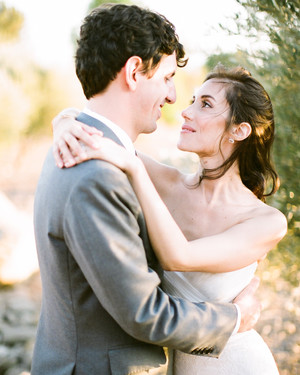 A Greek-Inspired Destination Wedding in Northern California