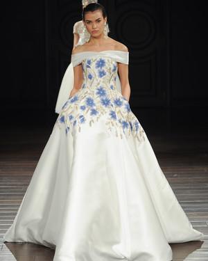 Ultra-Romantic Floral Wedding Dresses