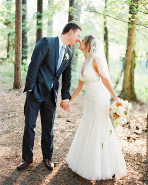 A Rustic, Outdoor Wedding on a Farm in Alabama