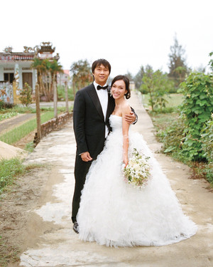 An Elegant Wedding For Two in Vietnam