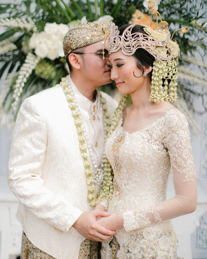 A Shakespeare-Inspired Wedding in Jakarta